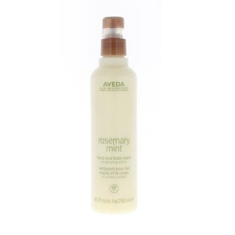 Aveda Rosemary Mint Hand and Body Wash 8.5oz/250ml