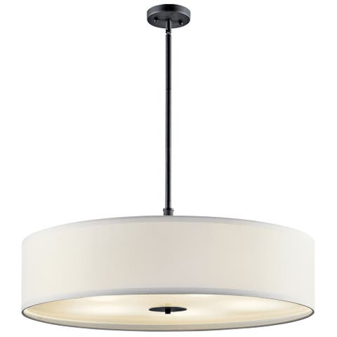 Kichler Lighting Black 5-Light Pendant