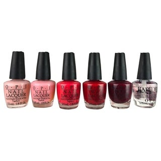 Link to OPI Best Crew Aboard Nail Polish 6 X.125 oz Similar Items in Nail Care