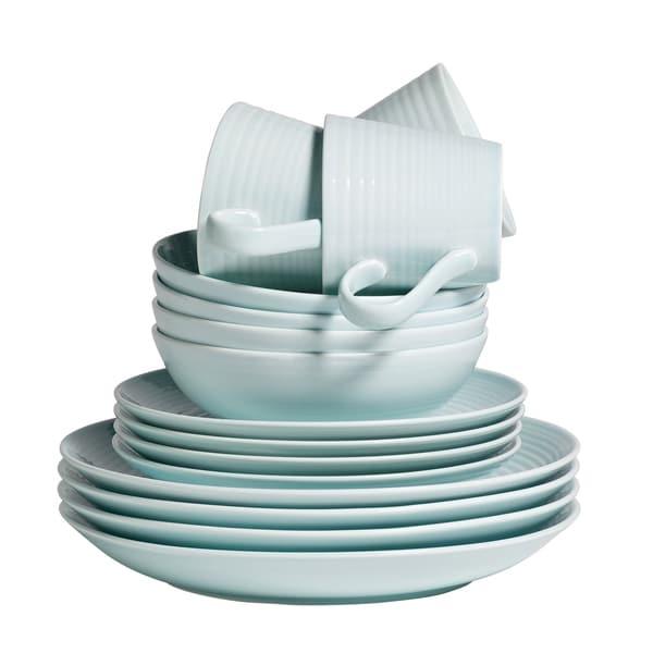 Gordon Ramsay by Royal Doulton Maze 16-piece Dinnerware Set. Opens flyout.