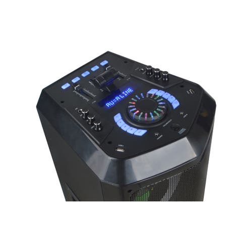 Monster REMIX DJ Mixer Party System