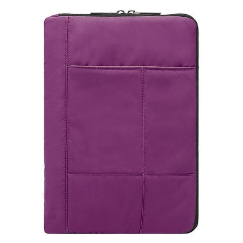 "Universal Travel Sleeve Fits 7-10"" Samsung Galaxy Tablet, Kindle, iPad"