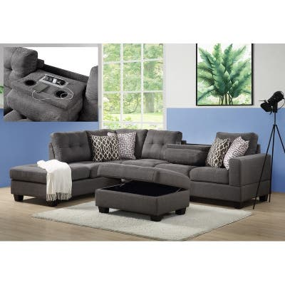 Console Table Sectional Sofas