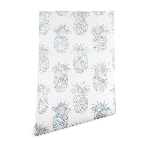 Deny Designs Pineapple Crystals Wallpaper Overstock 30932965