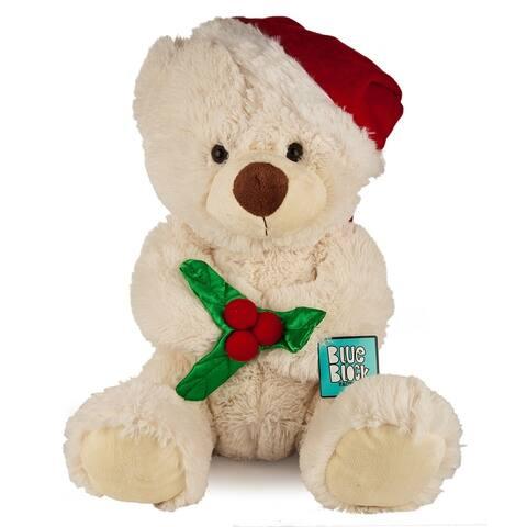 "Very Soft Stuffed Animal Plush Toy, Cute Bear - 9'6"" x 13'"