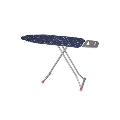 Furnia T-Leg Steel Top Ironing Boards with Foam Pad