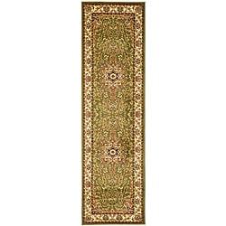 Safavieh Lyndhurst Traditional Oriental Sage/ Ivory Runner (2'3 x 14')