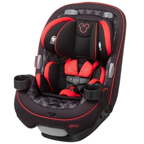 Disney Baby Simply Mickey Grow and Go 3-in-1 Convertible Car Seat