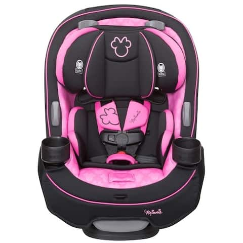 Disney Baby Simply Minnie Grow and Go 3-in-1 Convertible Car Seat