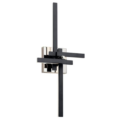 élan Charter LED Wall Sconce Matte Black