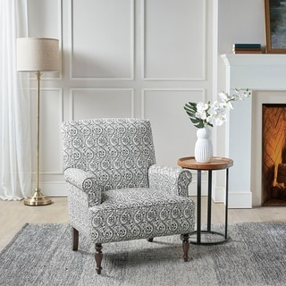 Link to Martha Stewart Willowbrook Navy Accent chair Similar Items in Living Room Chairs