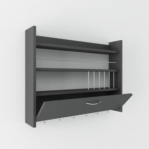 Knott Modern Kitchen Shelf