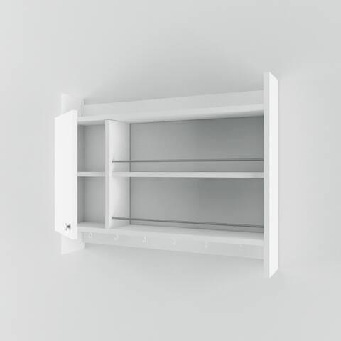 Knerr Modern Kitchen Shelf