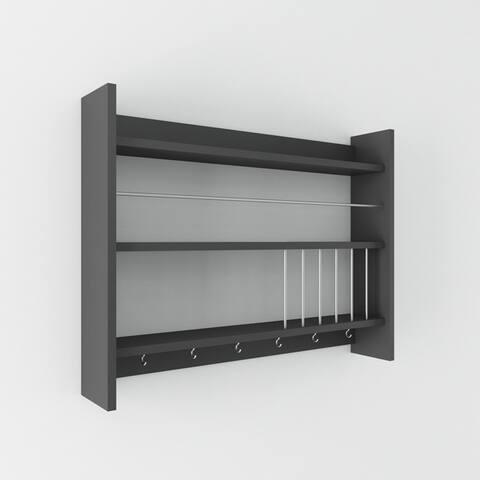 Kolin Modern Kitchen Shelf