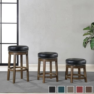 Link to Michigan Round Swivel Stool (Set of 2) Similar Items in Dining Room & Bar Furniture