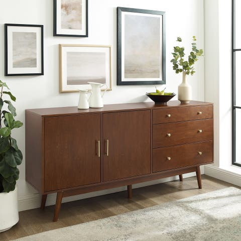 Carson Carrington 70-Inch Mid-Century Sideboard Console