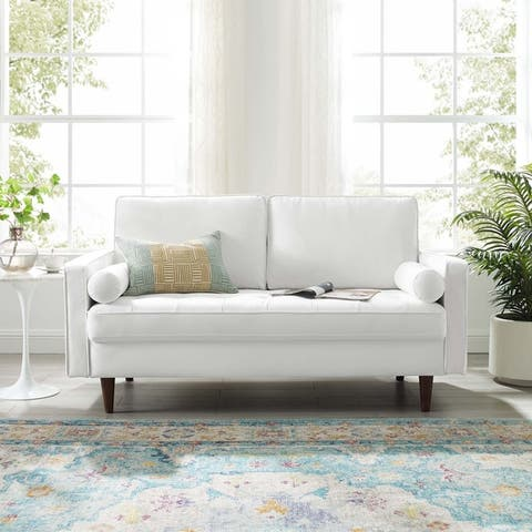 Valour Performance Velvet Loveseat