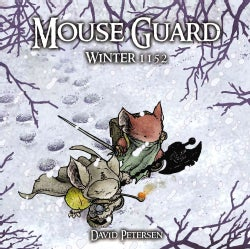 Mouse Guard: Winter 1152 (Hardcover)
