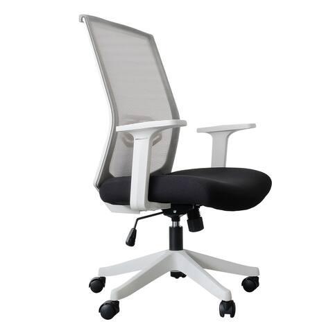 Ergonomic Executive Chair White