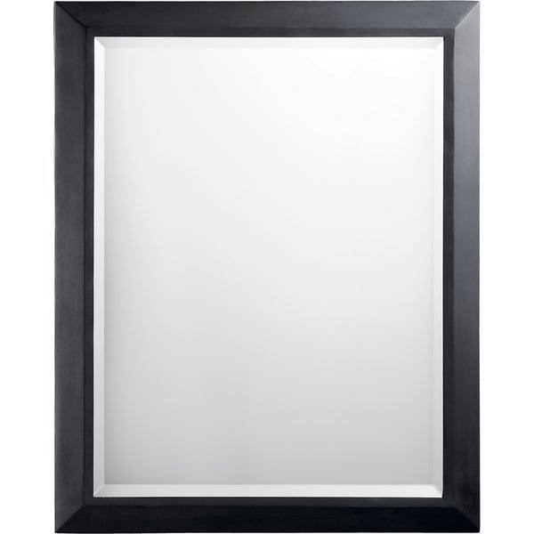 Kichler Lighting Classic Rectangular Mirror Black. Opens flyout.