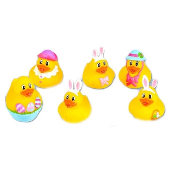 Easter Fun Fun Duckie Assortment, Single (Assorted/Color May Vary)
