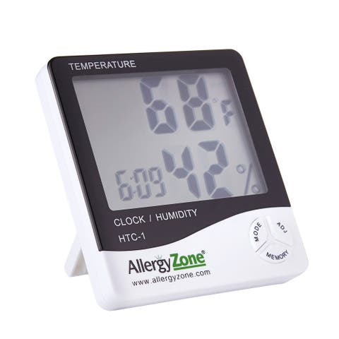 Allergy Zone Humidity Meter