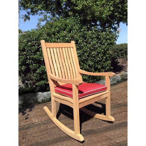 Rocker Chair with Cushion