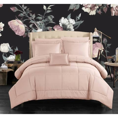 Chic Home Arman 8 Piece Comforter Set Bed in a Bag