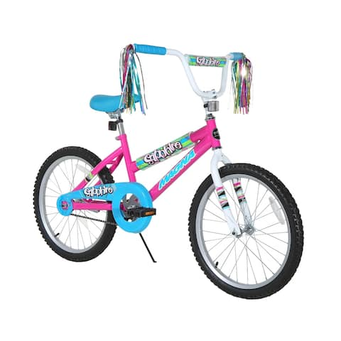 """Magna Sapphire 20"""" Bike - Pink - For Ages 6-10"""