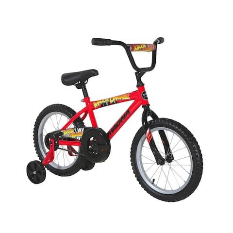 """Magna Major Damage 16"""" Bike - Red - For Ages 4-8"""