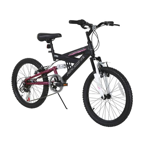 "Air Zone Aftershock 20"" Girls Mountain Bike"