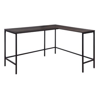 Contempo L-Shaped Desk