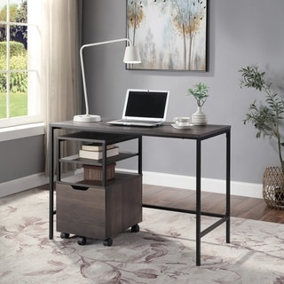 "Link to Contempo 42"" Desk Similar Items in Computer Desks"