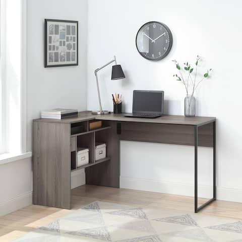 Hagney Lane L-Shaped Desk