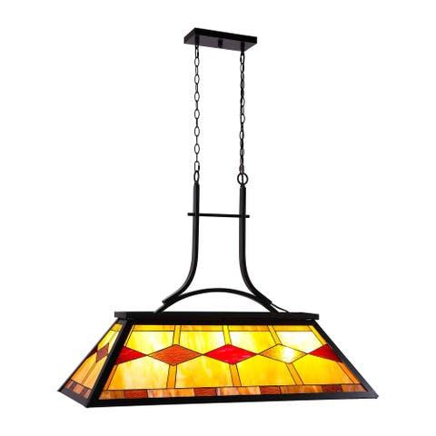 CO-Z 3-Light Pool Table Light Kitchen Island Pedant Lighting