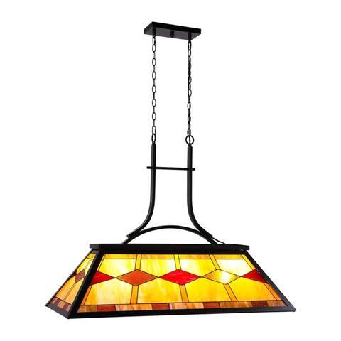 CO-Z 3-Light Pool Table Light Kitchen Island Pedant Lighting