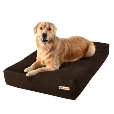 "Replacement Cover for Big Barker 7"" Orthopedic Dog Bed - Sleek Edition"
