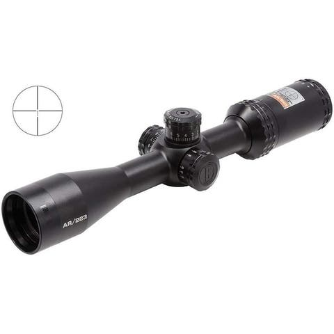 Bushnell AR Optics, Drop Zone BDC Reticle Riflescope with Target Turrets and Side Parallax, Matte Black, 3-9x/40mm