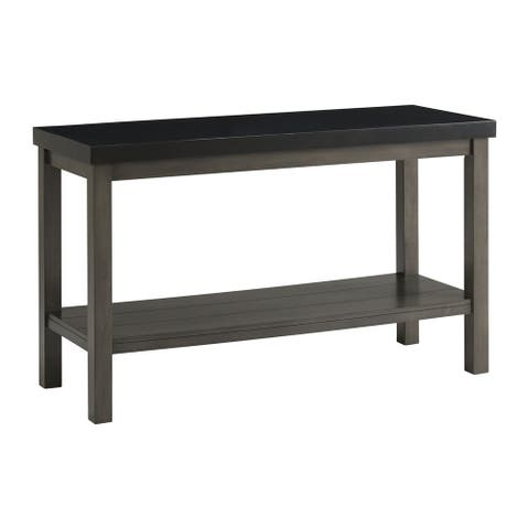 Picket House Furnishings Graham Rectangle Sofa Table