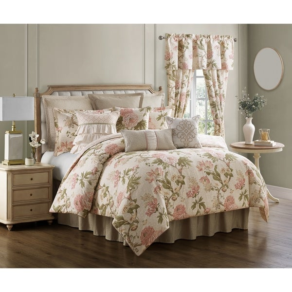 Rose Tree Mariella Floral Comforter Set (As Is Item). Opens flyout.
