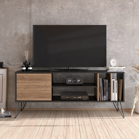 Decorotika Mistico TV Stand & Console for TVs up to 63'' with Cabinets