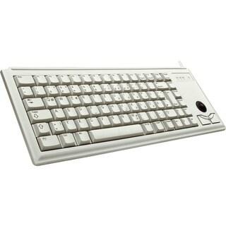 Cherry Ultraslim G84-4420 Keyboard w/ Trackball