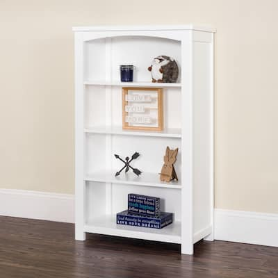 """Harmony 50"""" Bookcase with 4 shelves - by Forever Eclectic"""