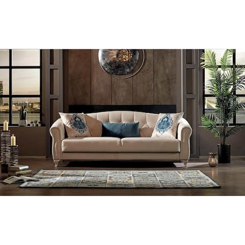 Melvin Convertible Sleeper Sofa for Living Rooms