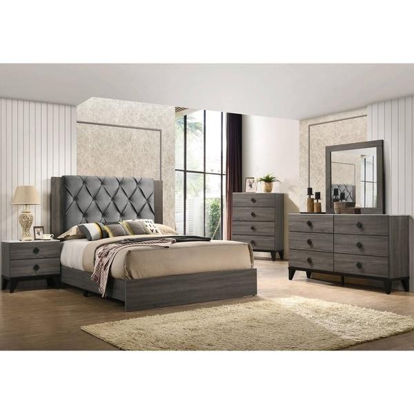 shop best quality furniture madelyn 4piece bedroom set