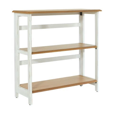 Medford 3 Shelf Bookcase