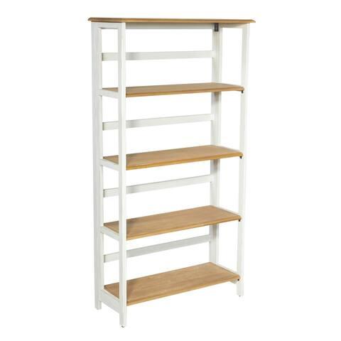 Medford 5 Shelf Bookcase