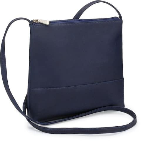 Le Donne Leather Carry Along Crossbody
