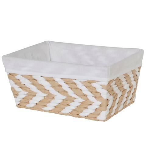Creative Bath Essentials Woven Paper Baskets