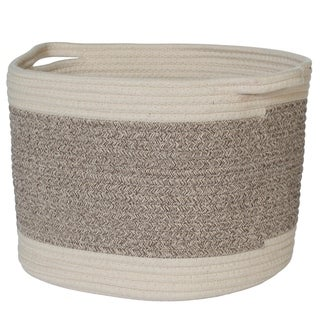 Link to Creative Bath Essentials Cotton Rope Baskets Similar Items in Laundry